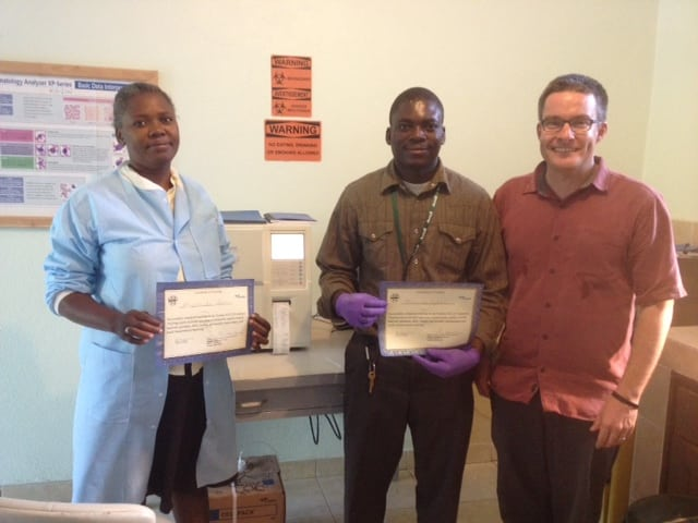 History Global Health Teams - Haiti Medical Volunteer